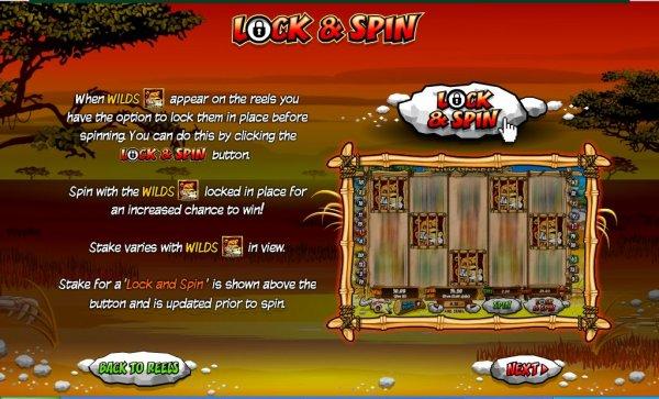 Wild Gambler - Free Online Slot with Lock Wilds