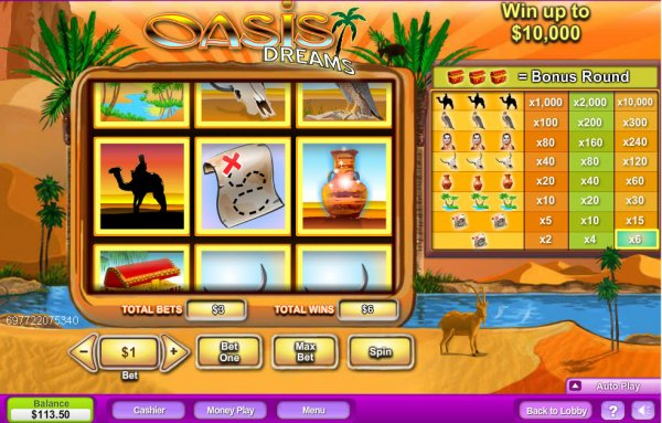 Dream slot casino