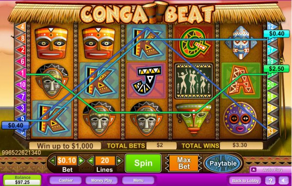 Play Jungle Giant Online Slots at Casino.com New Zealand