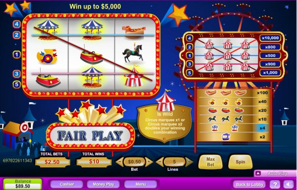 Fair Tycoon Slots - Find Out Where to Play Online