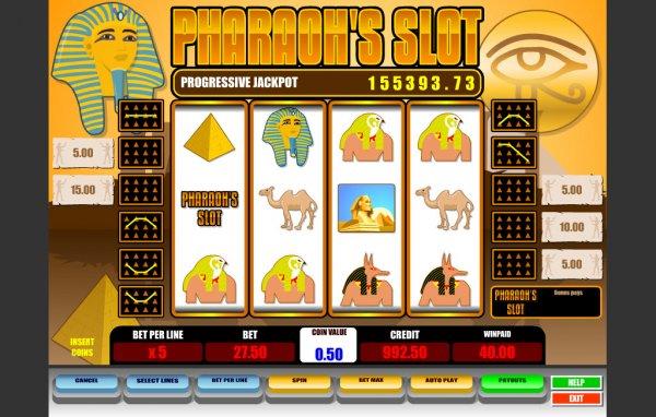 online casino australia pharaoh s