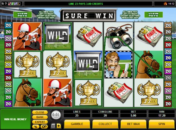 Sure Win | Euro Palace Casino Blog