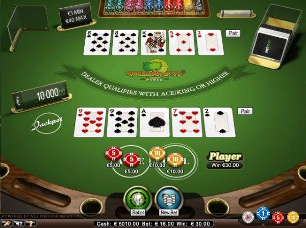 American carribean stud tips gambling sportsbook kratt casino