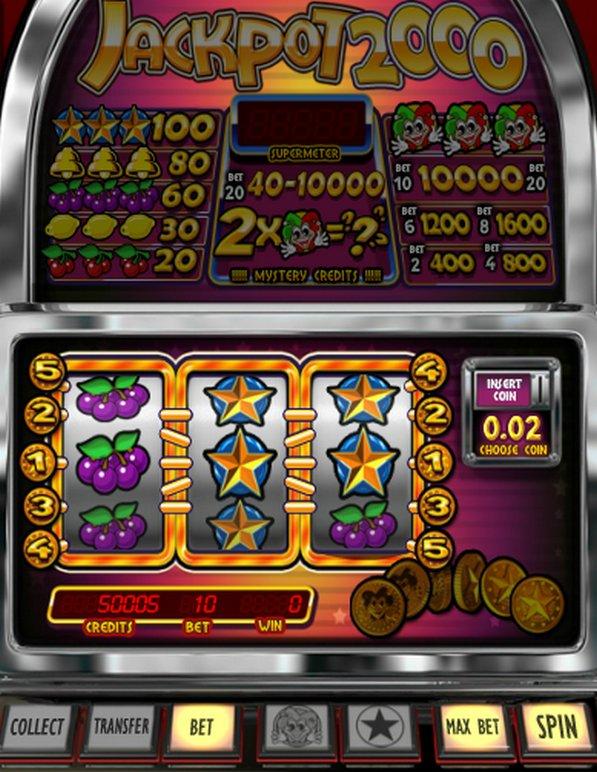 Jackpot 2000 Win