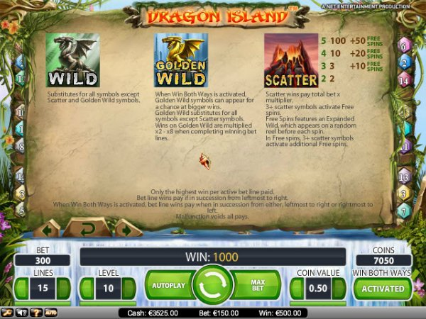 us online casino dragon island