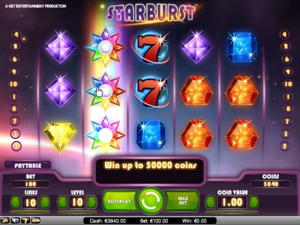 online casino software starbrust