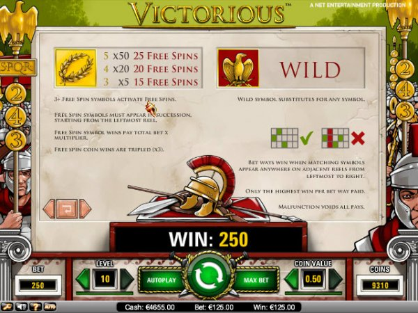 free casino games online victorious spiele