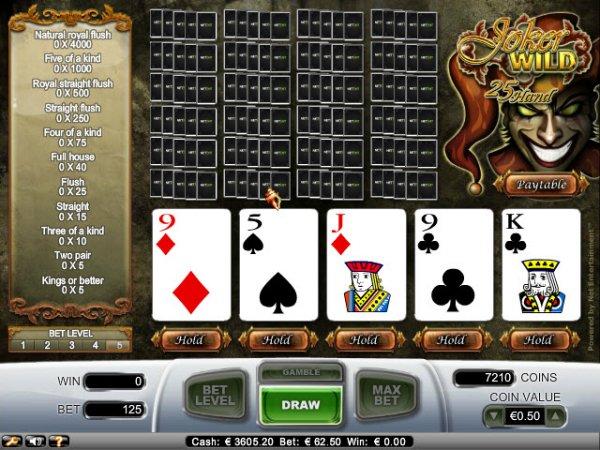 Casino hotel joker wild colden crown casino