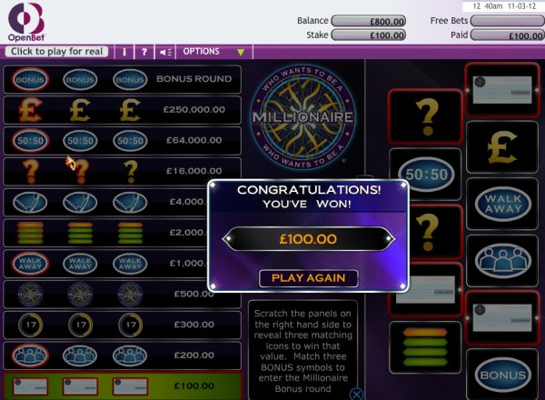deal or no deal casino game locations
