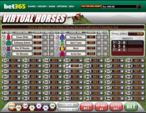 Horse racing betting games bmw pga championship 2021 betting tips