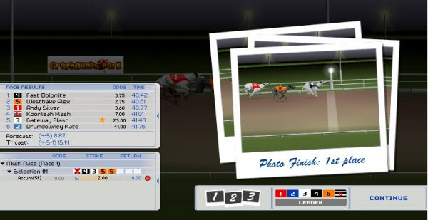 Dog Racing Results Today Uk