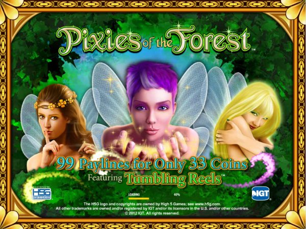 secrets of the forest online slot game