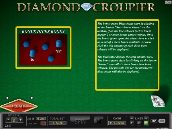 Diamond Croupier Slots - Read the Review Now