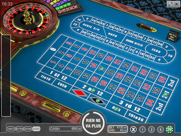Roulette pro player