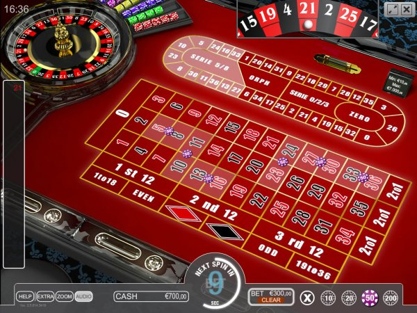 Martingale roulette systemet