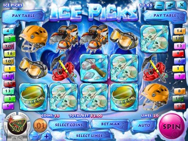 Ice Picks Slot Machine Online ᐈ Rival™ Casino Slots