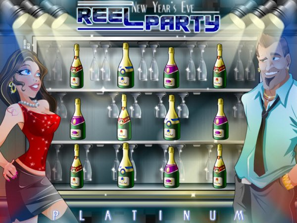 Reel Party Platinum Slots - Try for Free Online Now