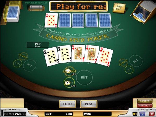 Casino stud poker gulfstream park racing and casino