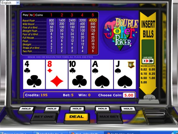 Double Joker by Betsoft Gaming