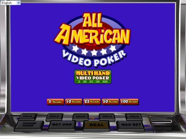 de online casino american poker online