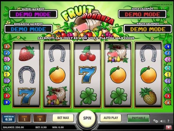 online casino euro fruit spiel