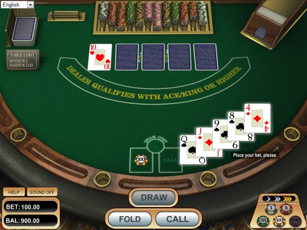 PLAY Oasis Poker Pro FOR REAL MONEY AT: