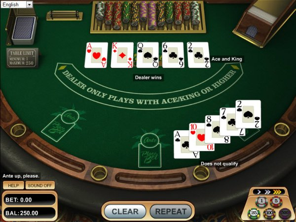 Caribbean casino casino game game pocker poker video casino royale blu-ray special features