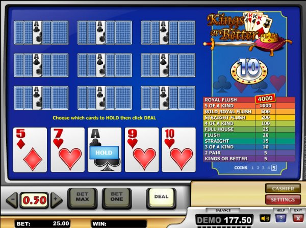 online casino usa poker 4 of a kind