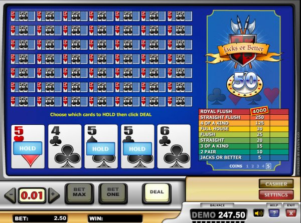 Poker 0.01/0.02