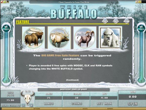 Big Money Bigfoot Slot - Play this Video Slot Online