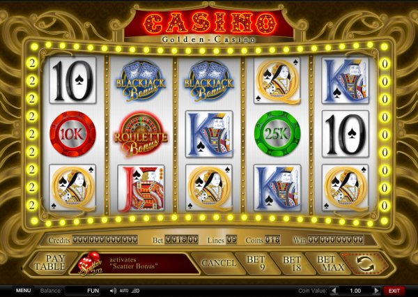 golden casino online games kazino