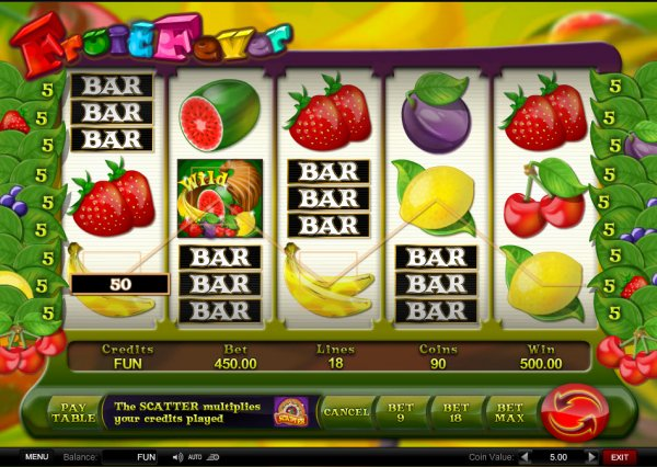 Astro Fruit Slot Machine - Play for Free in Your Web Browser