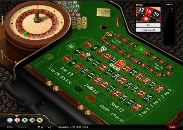 Our Top Recommended Roulette Casinos