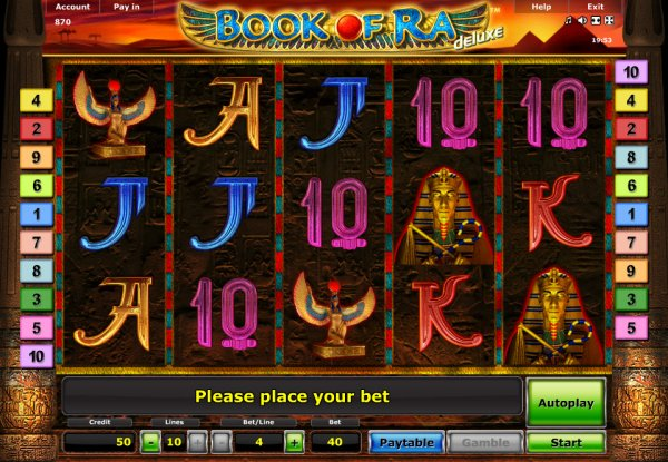 star casino online book of ra delux