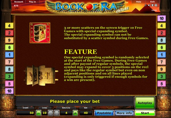 casino book of ra en ligne
