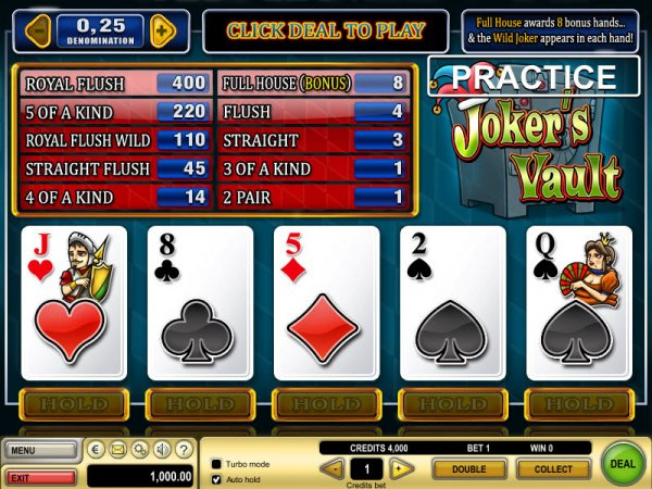 online casino click and buy jokers online
