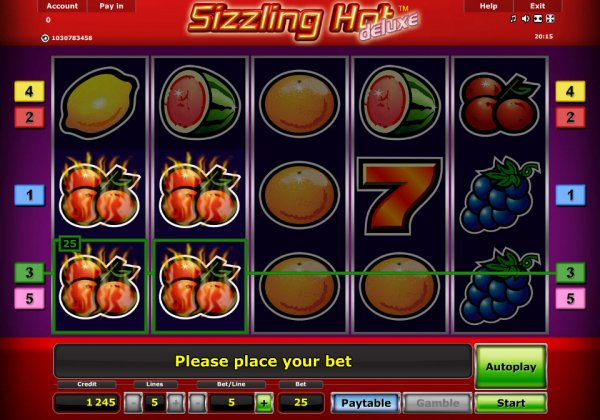 casino online italiani sizzling hot deluxe free play