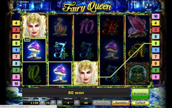 Fairy queen slot game louisiana casinos closest to texas
