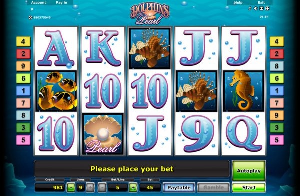 canadian online casino pearl casino