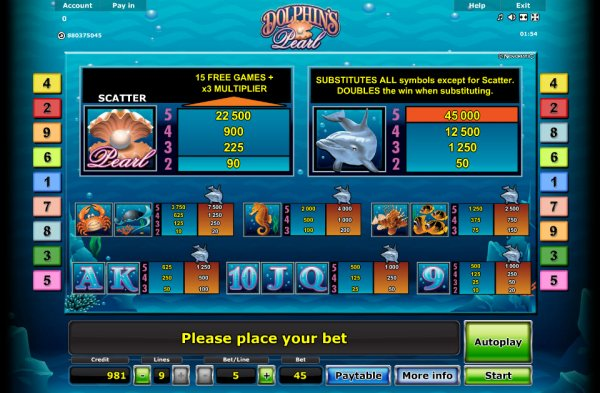 which online casino pays the best dolphin pearl