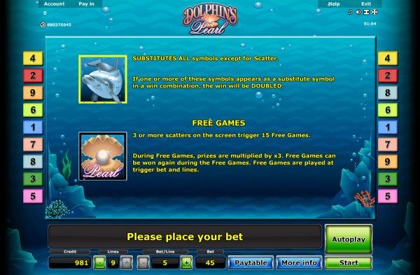 Royal casino online games