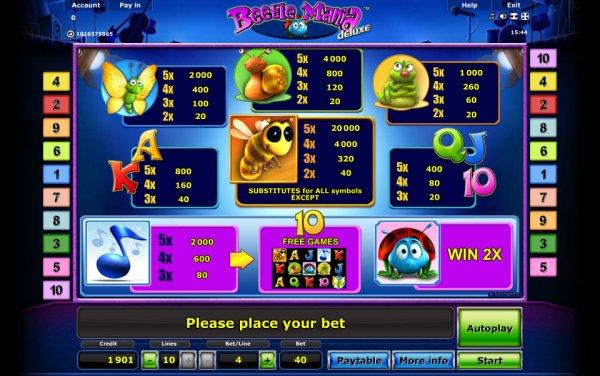 Online Casino Gutschein 06.12.14