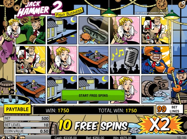 slots casino free online hammer 2