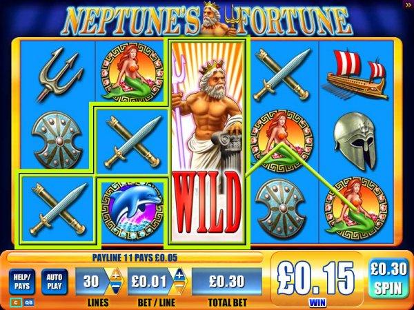 King of neptune casino