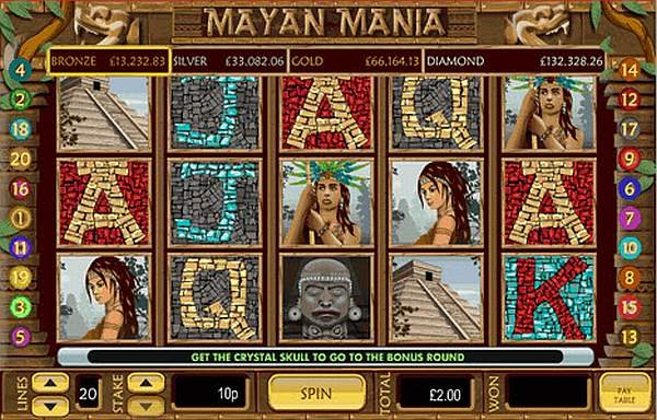 buy online casino maya symbole