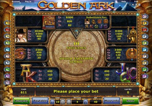 online casino neu ark online