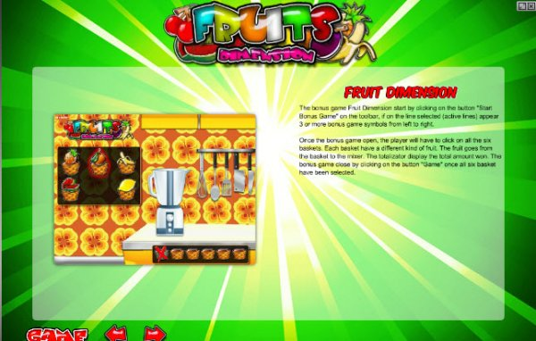 casino bonus online spiele fruits