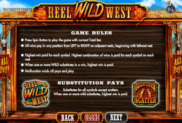 online internet casino wild west spiele