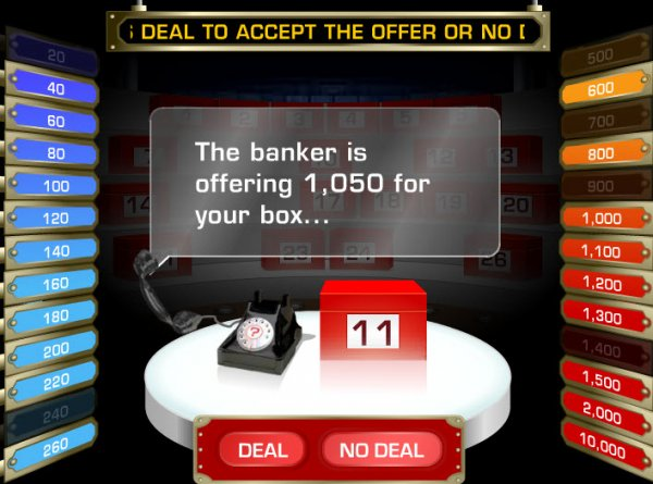 deal or no deal casino online