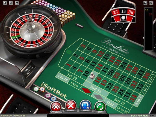 Roulette europeenne silver chinese gambling lucky charms